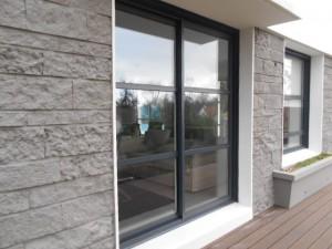 Portes fenêtre Aluminium
