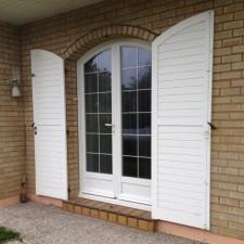 Portes fenêtre PVC