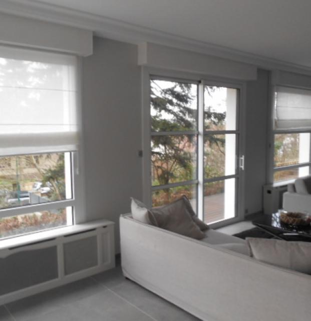 fenêtre et baie vitrée aluminium k-line boulogne sur mer