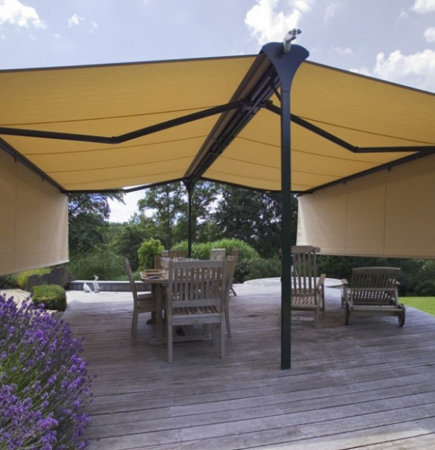 store terrasse protection soleil Duostore boulogne sur mer