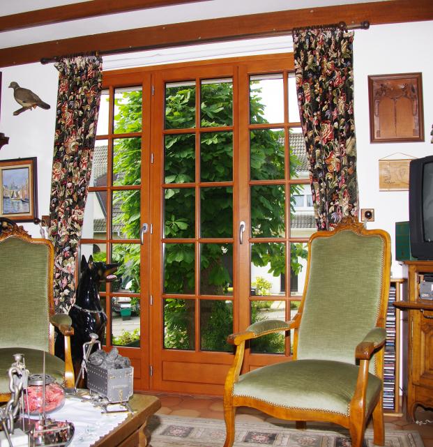 porte fenêtre bois alu boulogne sur mer