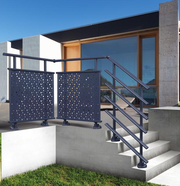 garde corps aluminium boulogne sur mer fermetures. Black Bedroom Furniture Sets. Home Design Ideas