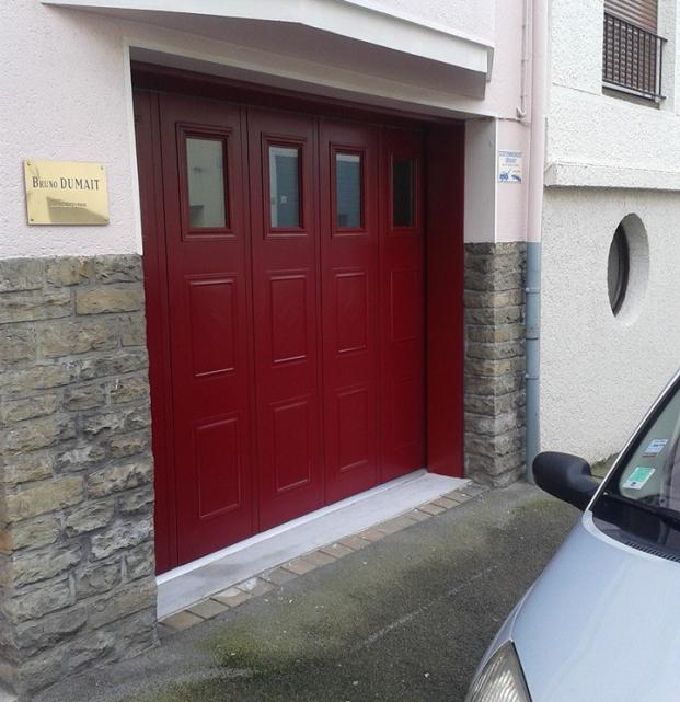 Porte Garage Coulissante Boulogne Sur Mer Fermetures Louasse Installateur Poseur