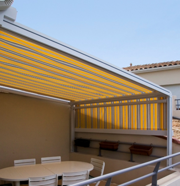 store terrasse protection soleil boulogne sur mer