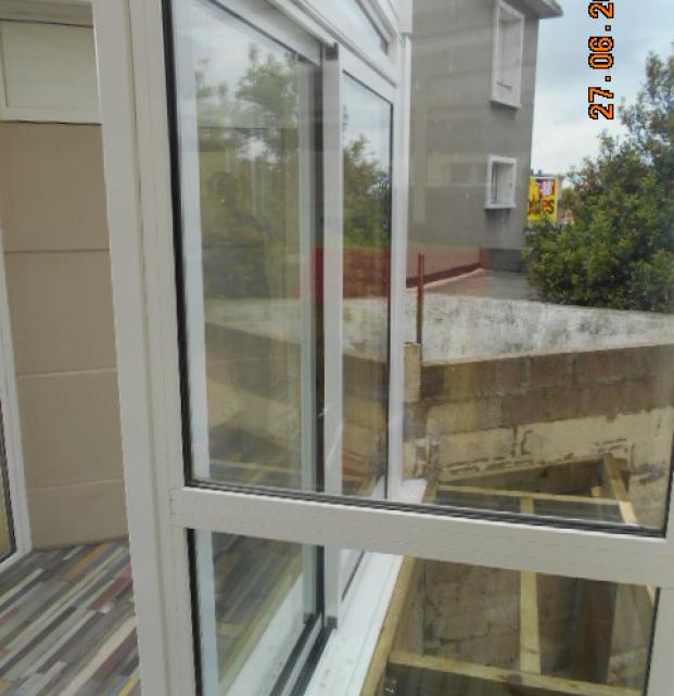 menuiserie baie vitrée aluminium KLINE / Secteur Boulogne sur mer Saint martin Boulogne